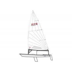 VELA ILCA 7 (STANDARD)...